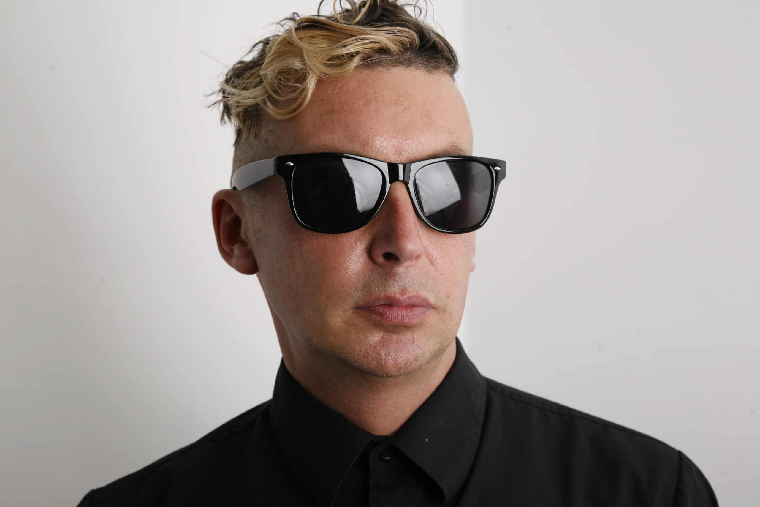 Rob Hughes photo in sunglasses